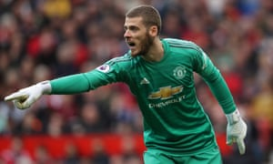 Manchester United and David de Gea remain some distance from an agreement.