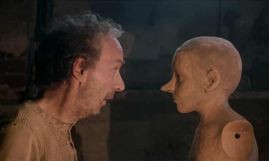 Matteo Garrone's 2019 version of Pinocchio, which more closely followed Carlo Collodi's original