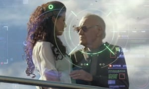 Stan Lee movie cameos - Guardians of the Galaxy