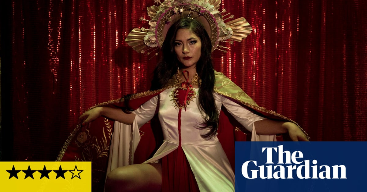 Lina from Lima review – funny, sultry film about a plucky economic migrant