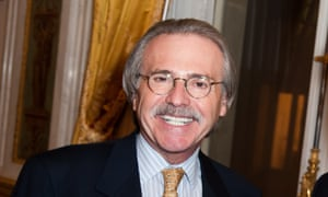 American Media Inc. CEO David Pecker at an event in Paris in 2012
