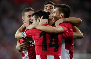 85% of Athletic players come through the club's academy.