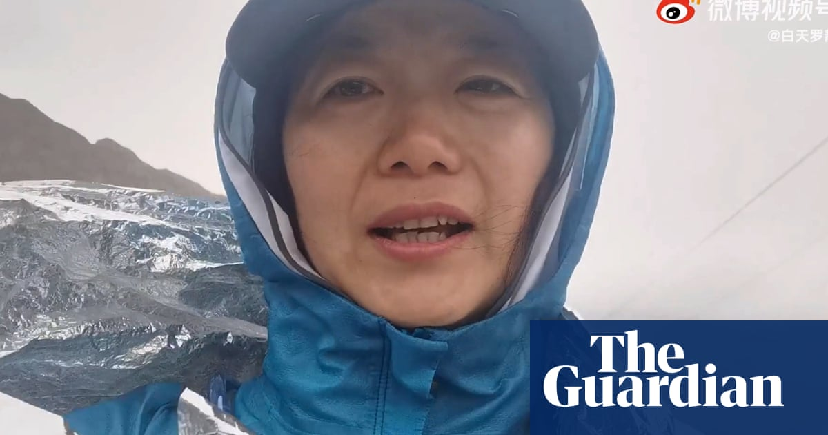 Runner says she saw 'many with hypothermia' during deadly China ultramarathon – video