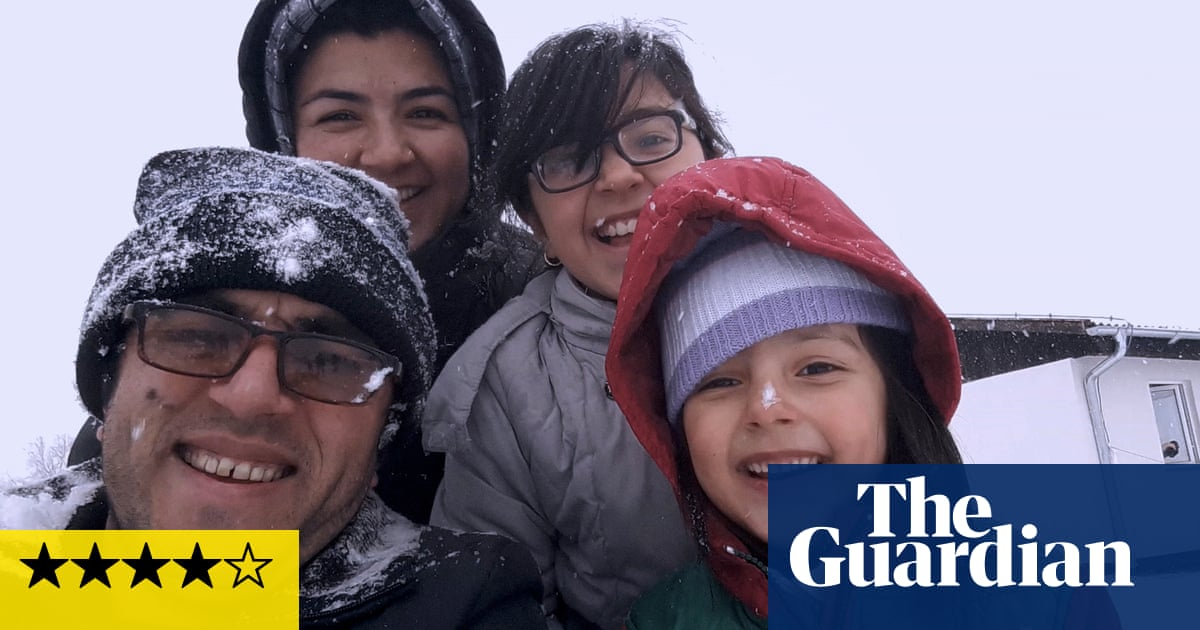 Midnight Traveler review – refugees gripping escape from Afghanistan
