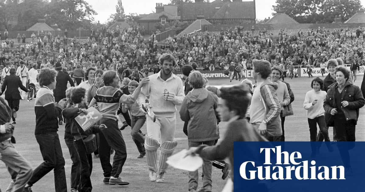 England's famous win over Australia: the most consequential match of all