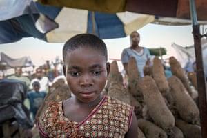 Cristelle, a slave child in Togo