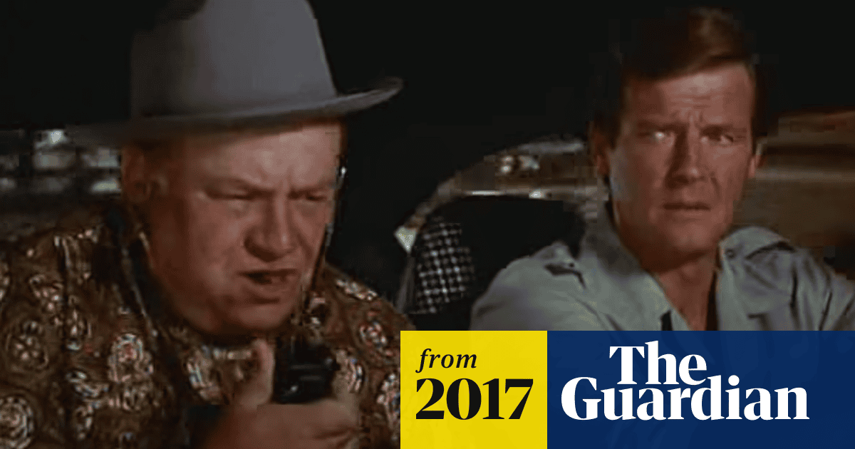 Clifton James, actor who played Sheriff JW Pepper in Bond