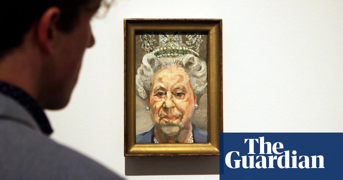 'Prop forward' Queen portrait to feature in Lucian Freud exhibition