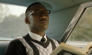 Best supporting actor Oscar winner Mahershala Ali in Green Book.