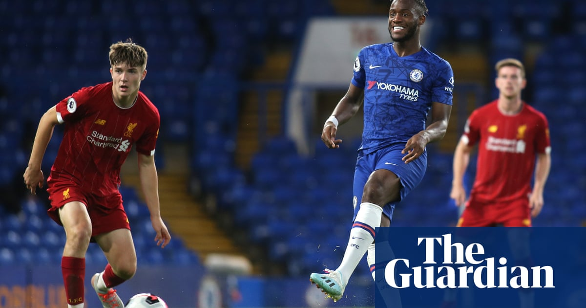 Frank Lampard urges Michy Batshuayi to improve fitness to earn Chelsea place