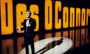Des O'Connor rose from impoverished beginnings to become Britain's highest paid TV entertainer in 2001. 'You can sit in a corner and cry, or you can get on with living,' he said.