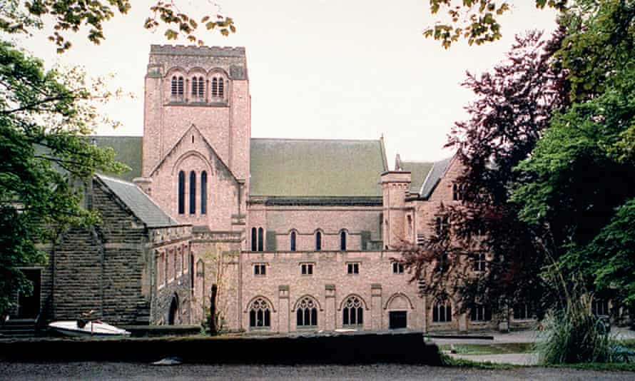Ampleforth College in North Yorkshire, one of the two schools criticised by the independent inquiry into child sexual abuse.