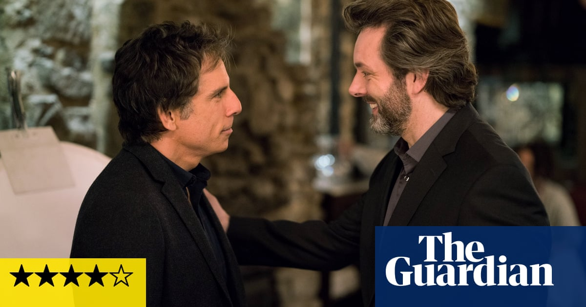 Brad's Status review – crisp cringe comedy | Film | The Guardian