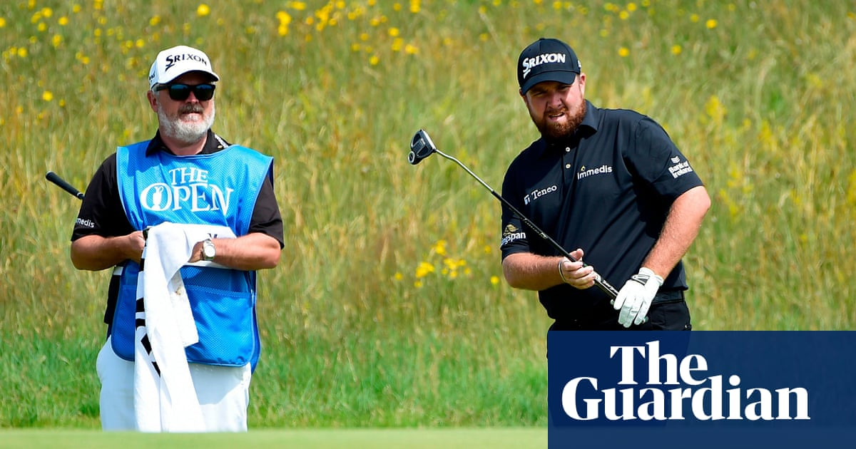 Shane Lowry supports coronavirus restrictions on players throughout Open