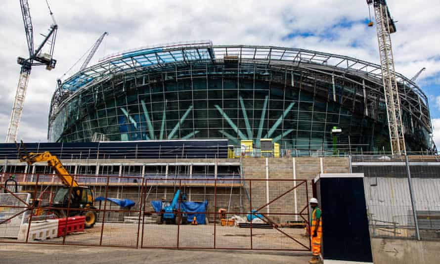 Tottenham have apologised to supporters for the safety-first delay to the opening of their new stadium at White Hart Lane.