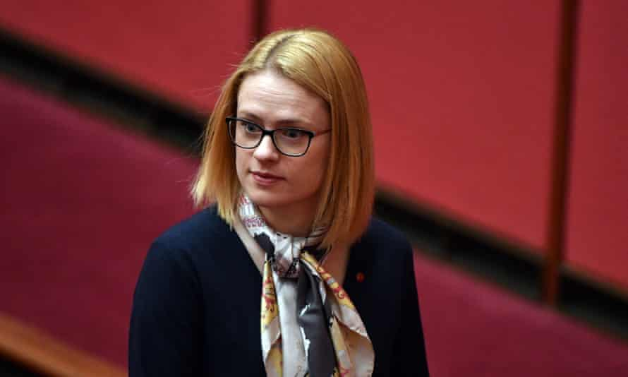 Liberal senator Amanda Stoker was billed as headline speaker by Sunshine Coast Safe Communities, which frequently airs anti-Islamic views
