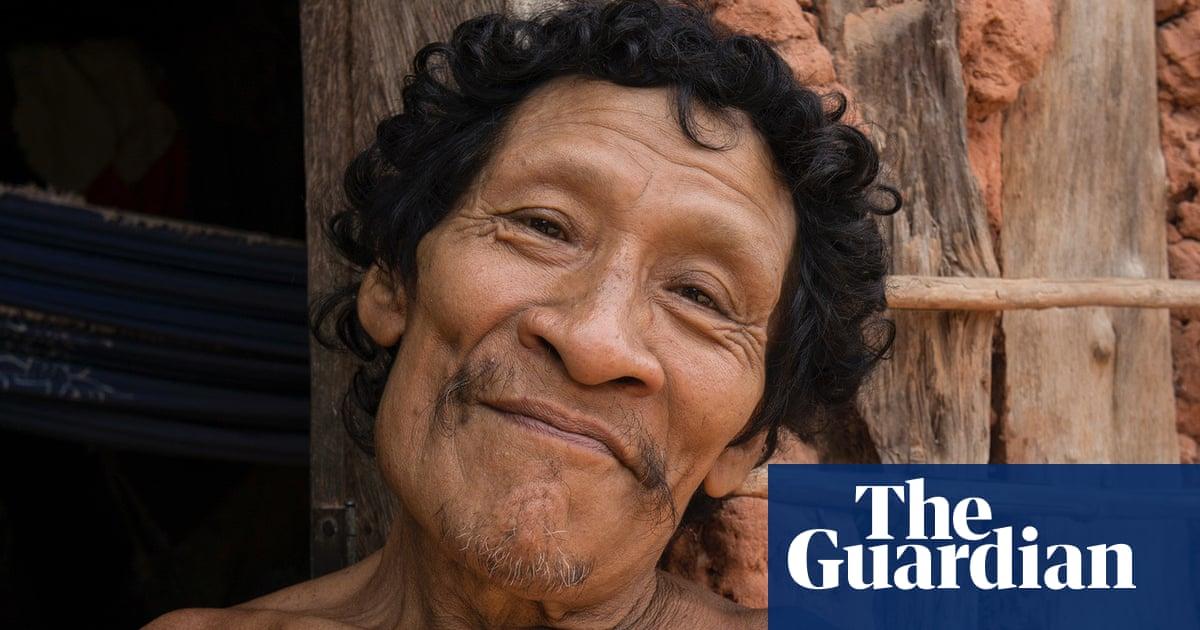 'Best a human can be': indigenous Amazonian Karapiru dies of Covid