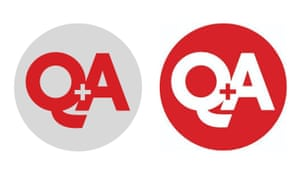 The two Q&A logos.