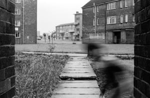 The Buttershaw estate in Bradford, West Yorkshire, in 1982.