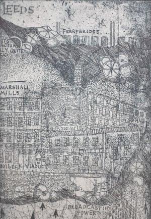 Marshall Mills illustration.