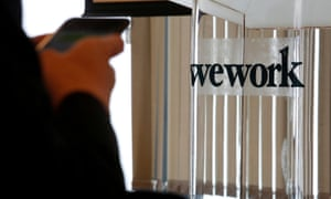 WeWork brand