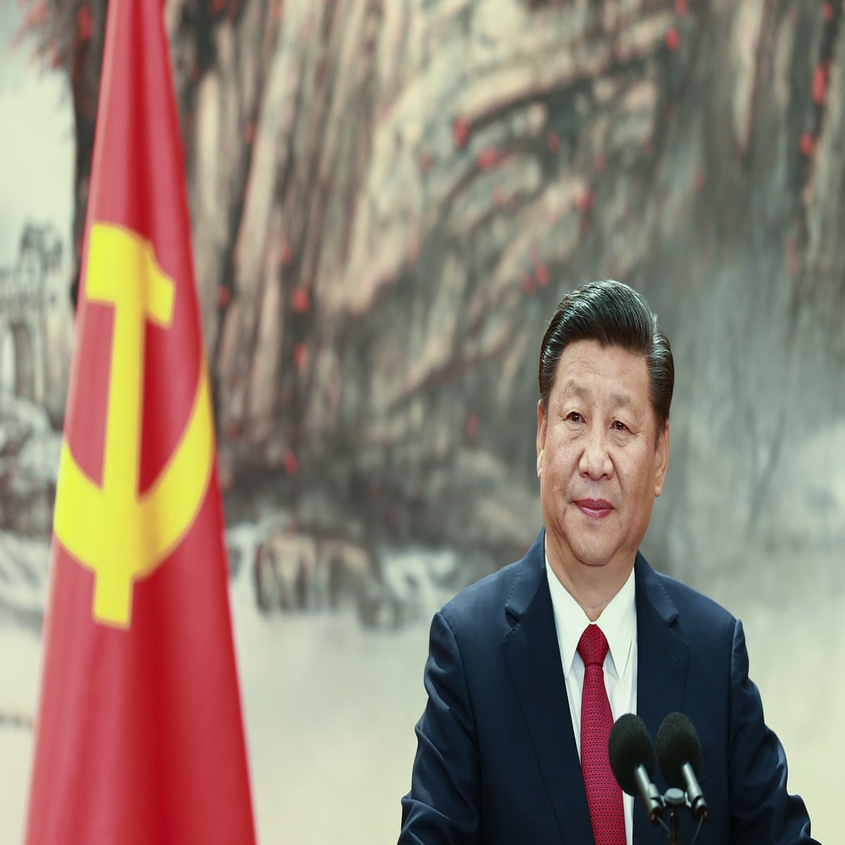 China Orders Party Members To Celebrate Political Birthday