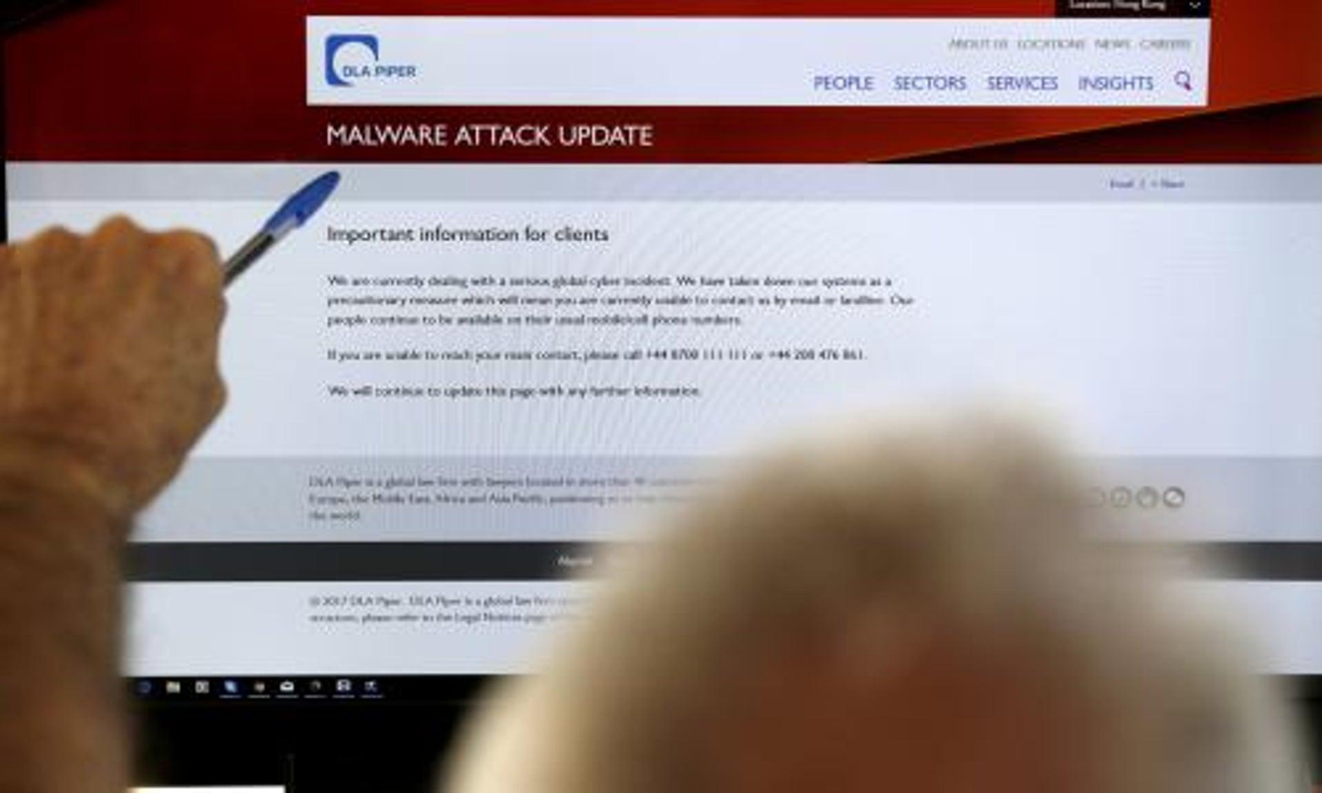 NotPetya' malware s could warrant retaliation, says Nato ... on