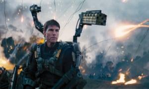 the Tom Cruise film Edge of Tomorrow