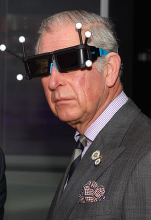 Clitheroe, UKPrince Charles tours the BAE Systems 'Academy for Skills & Knowledge' at Samlesbury
