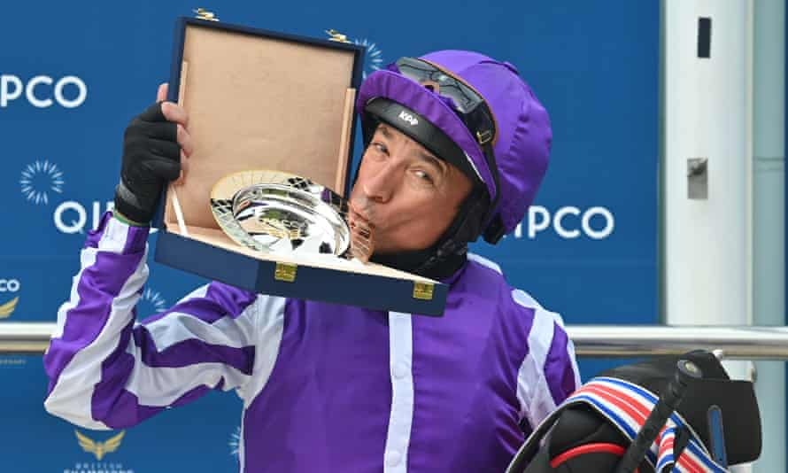 Frankie Dettori will ride at Chester, five days after his 1,000 Guineas win on Mother Earth.