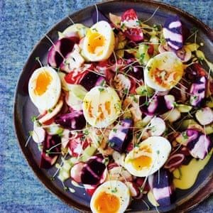 English salad from Nathan Outlaw's Home Kitchen by Nathan Outlaw