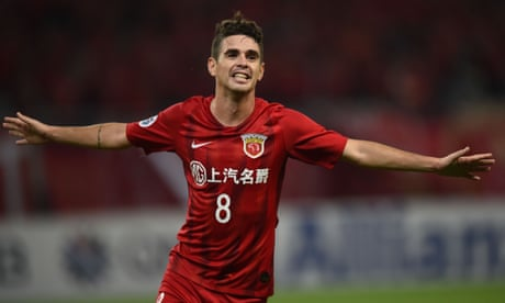 Oscar: 'I would like to return to Chelsea to end my career'
