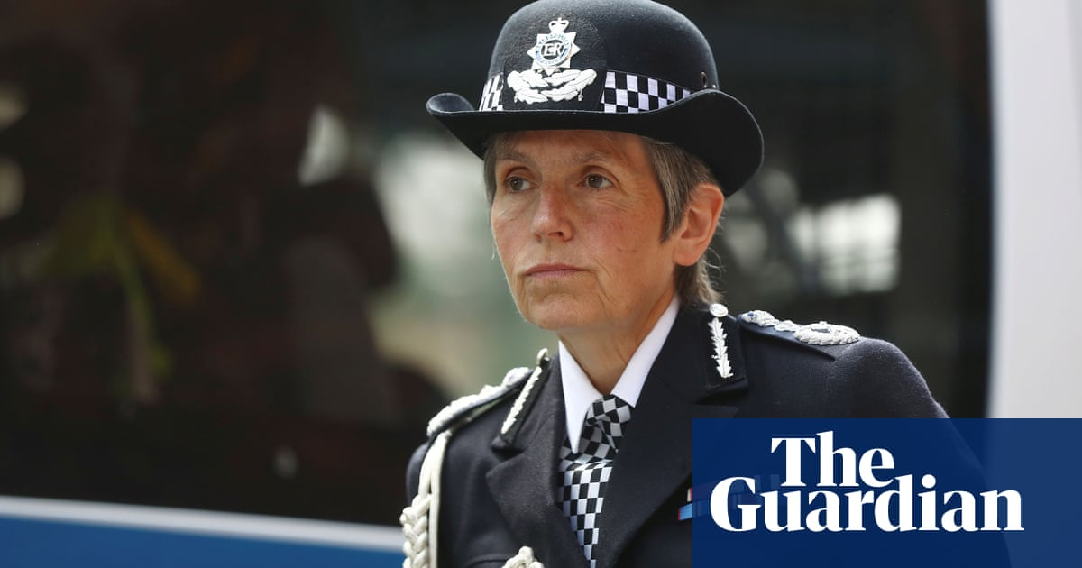 Met chief outraged at Line of Duty over corruption portrayal