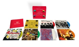 The Beatles Christmas Records