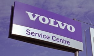 £10,000 bill although the V60 was just three months out of warranty, and had a full Volvo dealership service record.