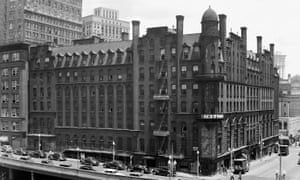 Kimball House. The 360-room hotel was torn down in 1959 and replaced with a multi-story parking lot.