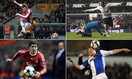 The Premier League's best young players of 2009-10 ... a decade later