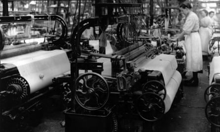 Today's technology is disrupting life, just as the machines of the Industrial Revolution destroyed the work patterns of our great-great grandparents.