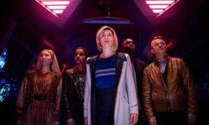 Doctor Who and Team Tardis