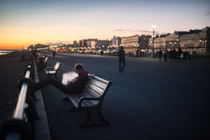 Fabrizio Oppes, My seafront, Hove