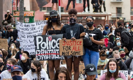 'This is just a start': states announce police reforms as protests enter second weekend
