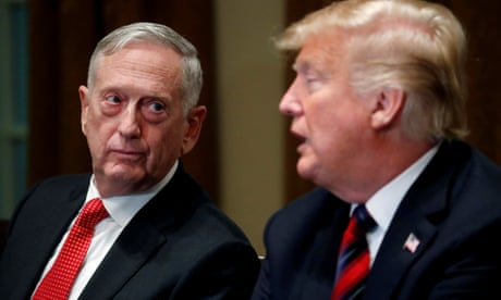 Call Sign Chaos review: James Mattis pulls a flanking manuever on Trump