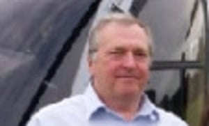 Tom Morris owner of Home Bargains.