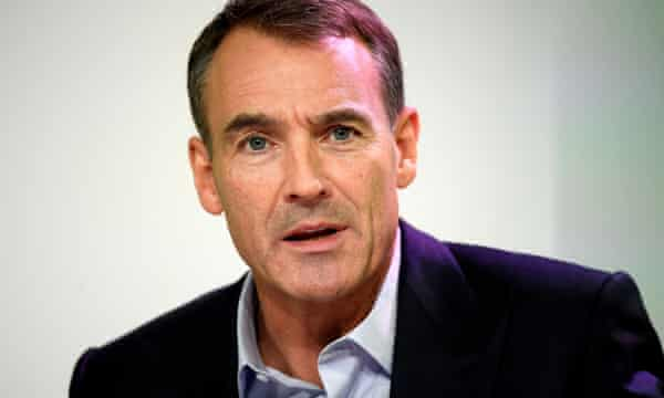 Bernard Looney, BP CEO