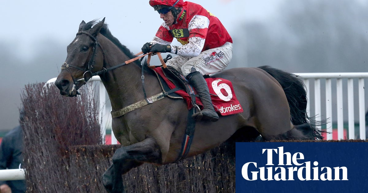 Talking Horses: Slate House stands out on Cheltenham Festival Trials day - the guardian