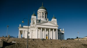If the legislation is approved, Helsinki would be among five Finnish cities to be locked down, with people permitted to leave their homes only for limited reasons, to curb rising Covid infections and hospitalisations.