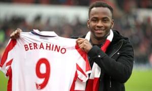 New Stoke signing Saido Berahino