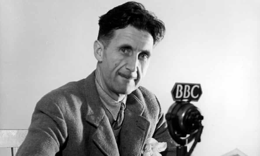'By retaining one's childhood love of such things as trees, fishes, butterflies ... one makes a peaceful and decent future a little more probable': George Orwell.