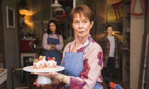 Icing on the cake ... Celia Imrie in Love Sarah.