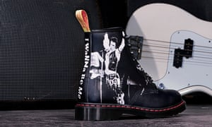 Dr Martens has teamed up with the Sex Pistols